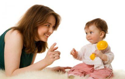 Truyền sự tự tin trong giao tiếp với trẻ