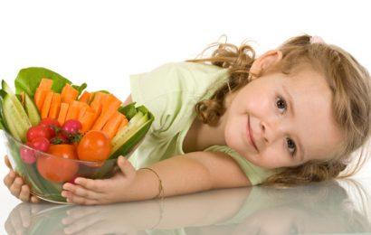 Nhu cầu vitamin A ở trẻ nhỏ