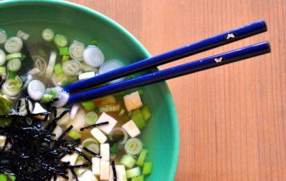 10 lợi ích về sức khỏe và dinh dưỡng của súp Miso