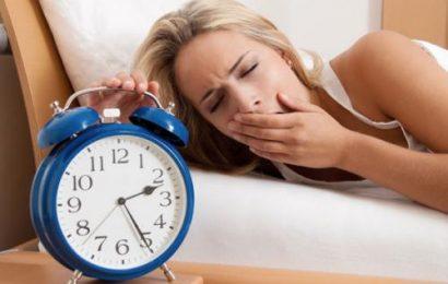 Không ngủ được? 6 lý do phổ biến và cách khắc phục