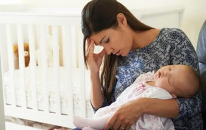 Để ngủ 1 mạch đến sáng sau thời gian mất ngủ triền miên các mẹ sau sinh cần biết điều này