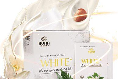 Cốm trắng da White Plus – Tuyệt phẩm trắng da của phái đẹp