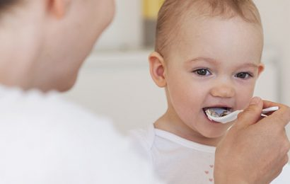 Thời gian cho bé bú từ 0-3 tuổi – Theo Enfamil