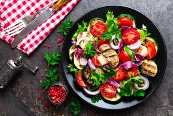 Ăn chay giúp giảm 40% nguy cơ tử vong do bệnh tim