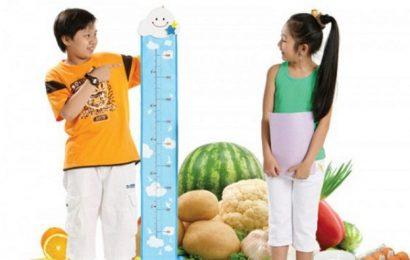 Những thực phẩm quan trọng giúp trẻ tăng chiều cao