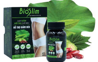 BioSlim – Giảm cân an toàn nhờ công nghệ Enzyme Nhật Bản