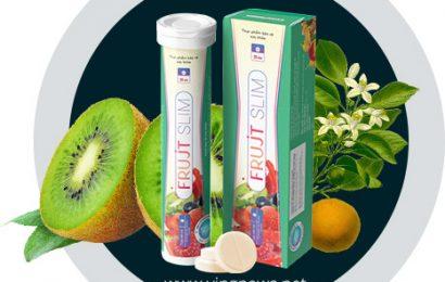 Frujt Slim – Giải pháp thay thế ăn kiêng và giảm cân số 1 thế giới