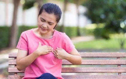 Nguyên nhân gây ra tình trạng đau ngực trái