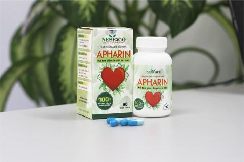 Huyết Áp APharin – Bí quyết hạ huyết áp cao có thật sự tốt như quảng cáo?