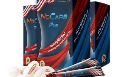 Thạch Giảm Cân NoCarb Plus – Tiện Lợi, Hiệu Quả, An Toàn